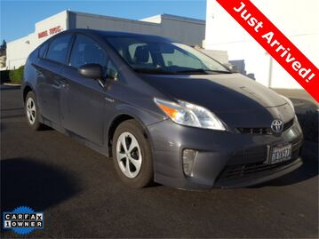2014_Toyota_Prius_Two_ Santa Rosa CA