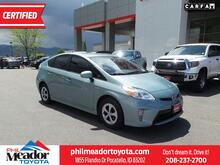 2014_Toyota_Prius_Two_ Pocatello ID