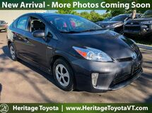 2014 Toyota Prius Two South Burlington VT