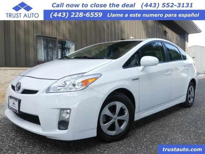 2014 Toyota Prius Two Sykesville MD