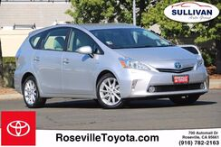 2014_Toyota_Prius V__ Roseville CA