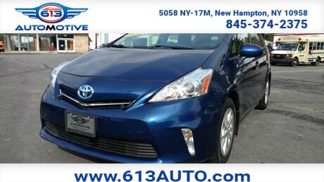 2014 Toyota Prius V Five Ulster County NY