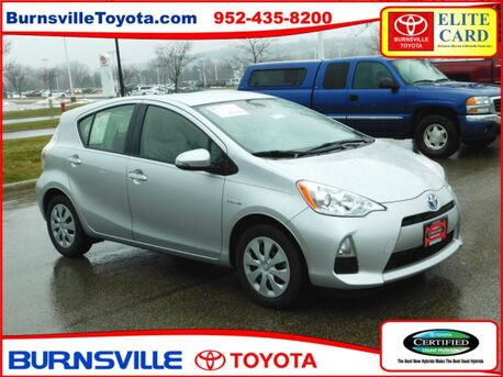 2014_Toyota_Prius c_One_ Burnsville MN