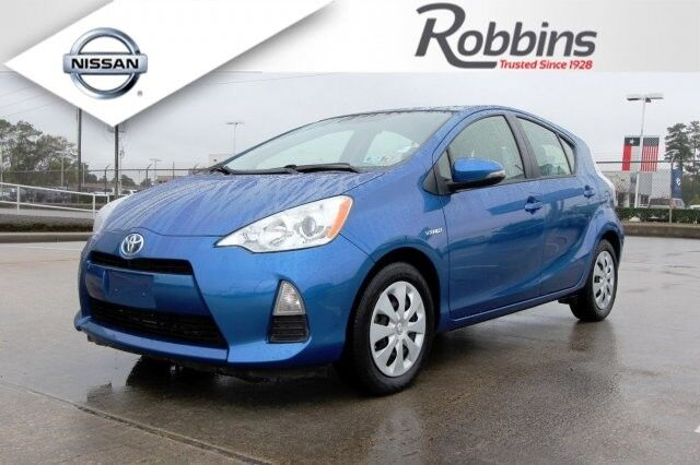 2014 Toyota Prius c One Houston TX