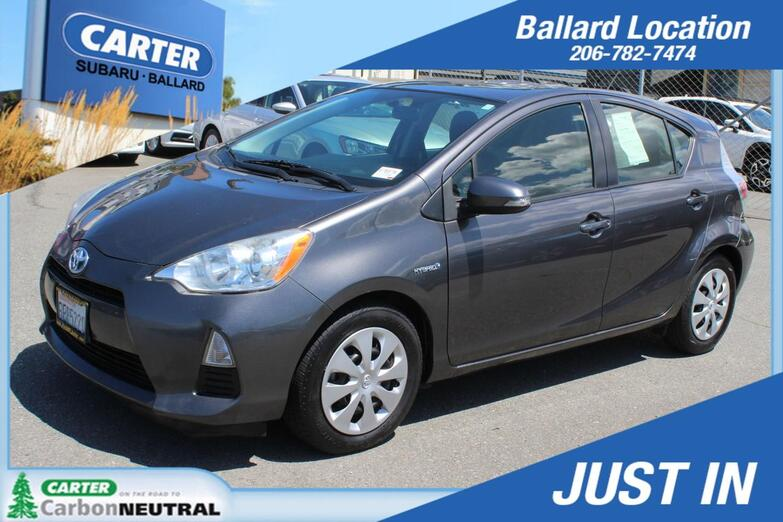 2014 Toyota Prius c Two Seattle WA