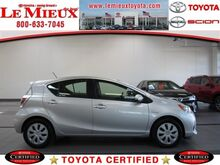 2014_Toyota_Prius c_Two_ Green Bay WI