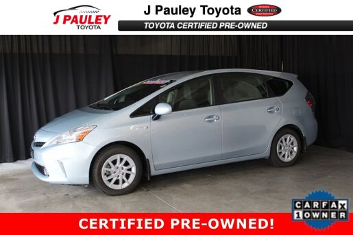 2014_Toyota_Prius v__ Fort Smith AR
