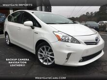2014_Toyota_Prius v_FIVE_ Raleigh NC