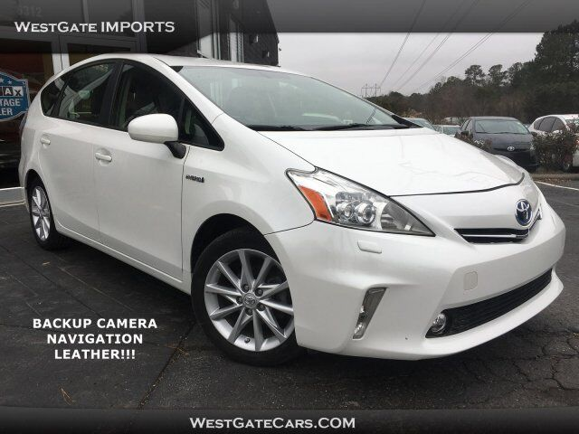 2014 Toyota Prius v FIVE Raleigh NC