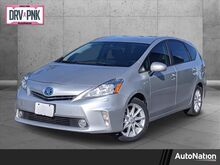 2014_Toyota_Prius v_Five_ Buena Park CA