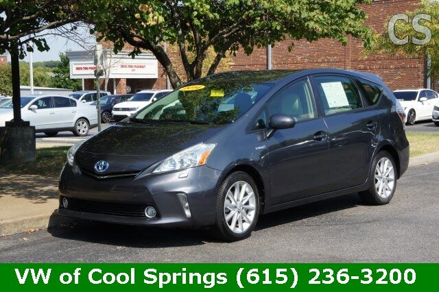 2014 Toyota Prius v Five Franklin TN