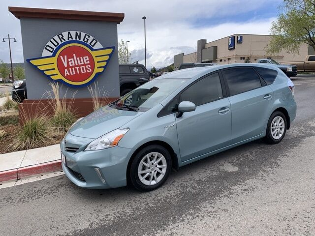 2014 Toyota Prius v Three Durango CO