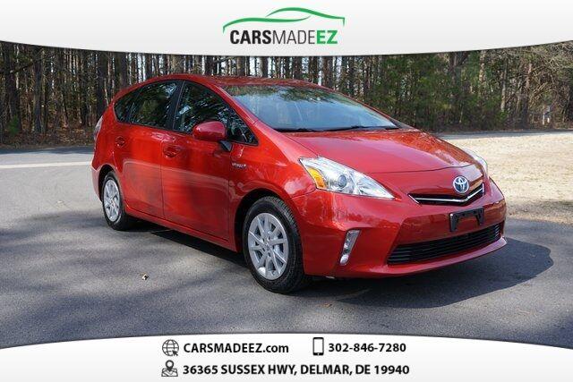 2014 Toyota Prius v Three Salisbury MD