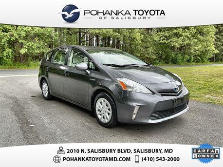 2014_Toyota_Prius v_Three_ Salisbury MD