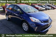 2014 Toyota Prius v Three South Burlington VT