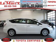 2014_Toyota_Prius v_Three_ Green Bay WI