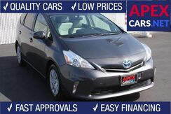 2014_Toyota_Prius v_Two_ Fremont CA