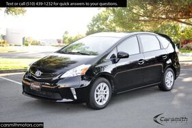 2014_Toyota_Prius v Two_LOW Miles, Back-Up Camera, USB, BlueTooth & 44 MPG!_ Fremont CA