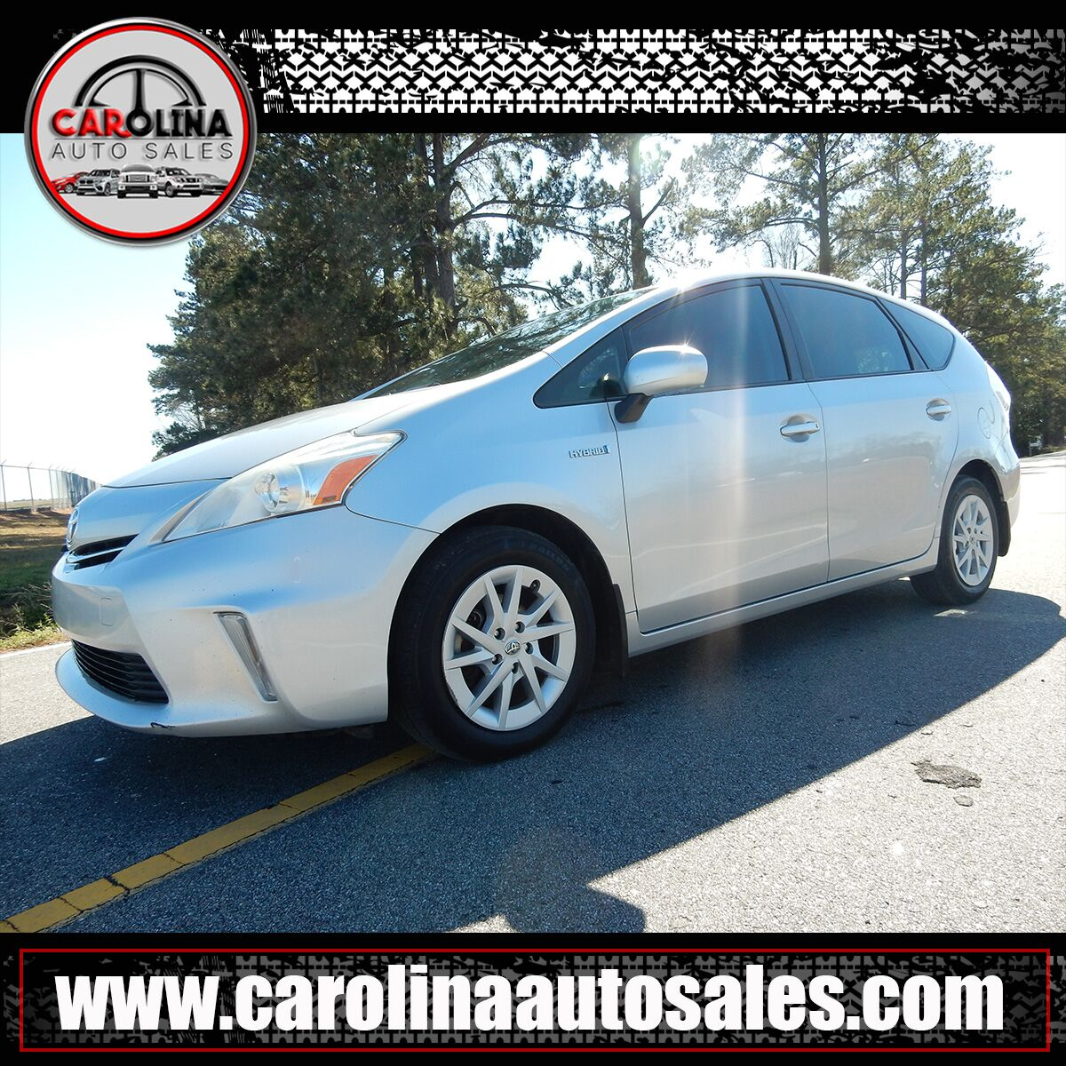 2014 Toyota Prius v Two Myrtle Beach SC