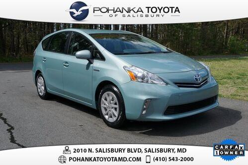 2014_Toyota_Prius v_Two_ Salisbury MD