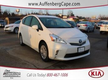2014_Toyota_Prius v_Two_ Cape Girardeau