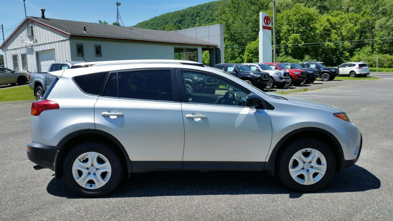 2014 Toyota RAV4 4WD LE North Adams MA