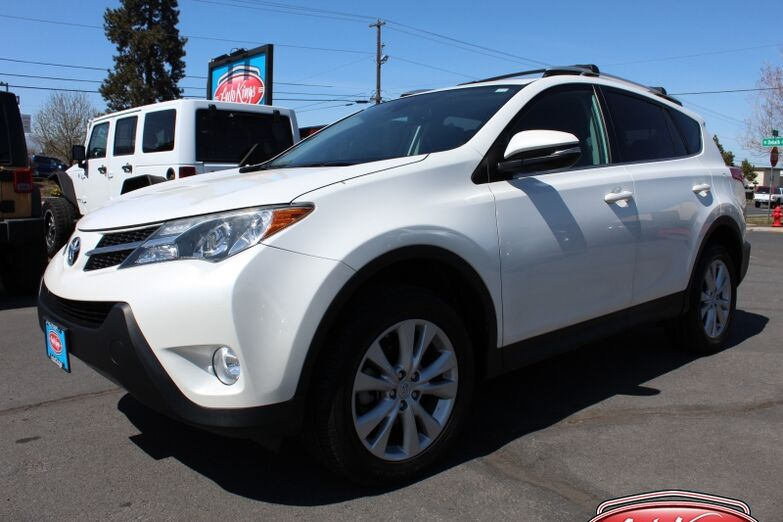 2014 Toyota RAV4 AWD Limited Bend OR