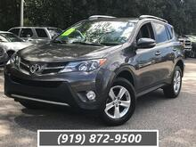 2014_Toyota_RAV4_FWD 4dr XLE_ Cary NC