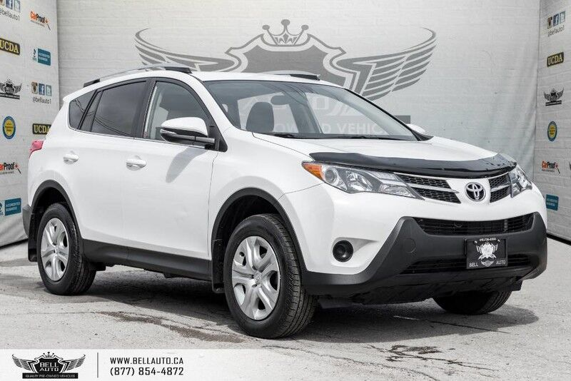 2014 Toyota RAV4 LE, AWD, BACK-UP CAM, BLUETOOTH, HEATED SEATS