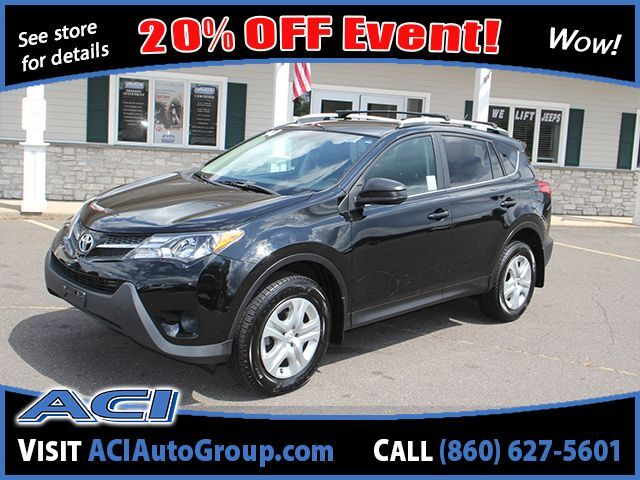2014 Toyota RAV4 LE East Windsor CT