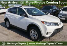 2014 Toyota RAV4 LE South Burlington VT