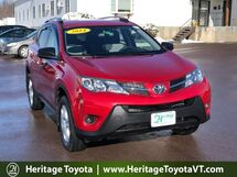2014 Toyota RAV4 LE South Burlington VT