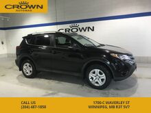 2014_Toyota_RAV4_LE Upgrade AWD **Heated Seats** Local Lease Return** Great condition** New to Canada Finance Available**_ Winnipeg MB