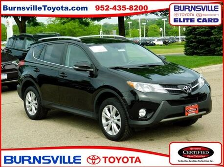 2014_Toyota_RAV4_Limited_ Burnsville MN