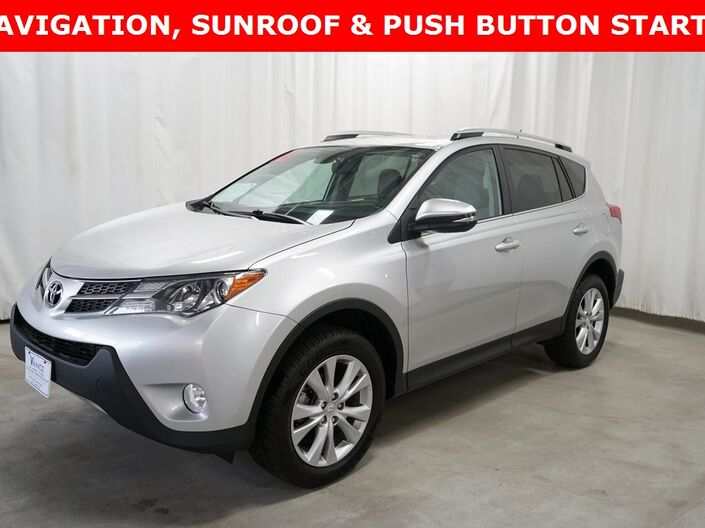 2014 Toyota RAV4 Limited Eau Claire WI