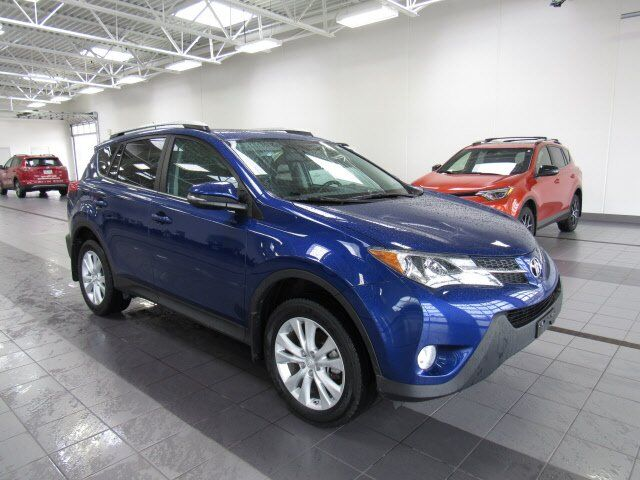 2014 Toyota RAV4 Limited Green Bay WI