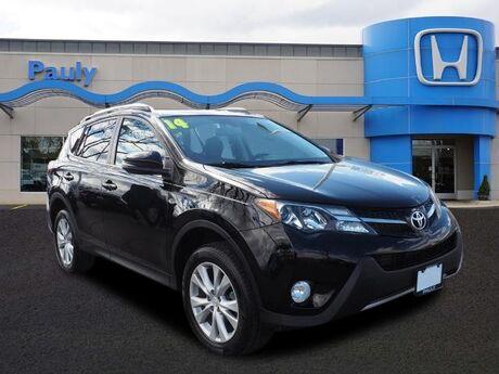 2014 Toyota RAV4 Limited Libertyville IL