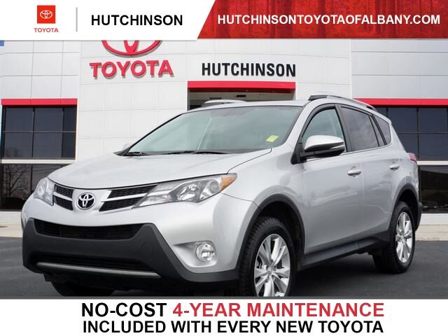2014 Toyota RAV4 Limited Macon GA