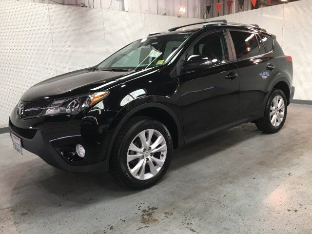 2014 Toyota RAV4 Limited Oroville CA