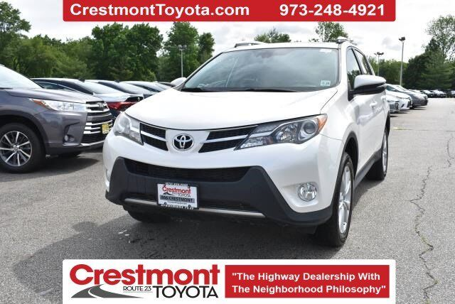 2014 Toyota RAV4 Limited Pompton Plains NJ