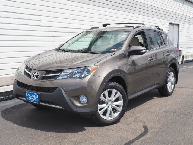 2014 Toyota RAV4 Limited Portsmouth NH
