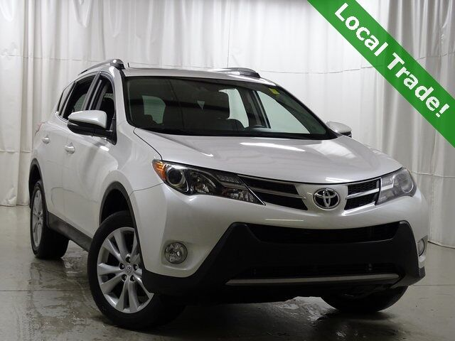 2014 Toyota RAV4 Limited Raleigh NC