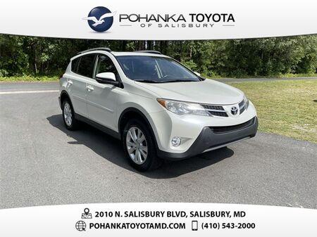 2014_Toyota_RAV4_Limited_ Salisbury MD