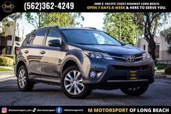 Toyota RAV4 Limited Sport Utility 4D 2014