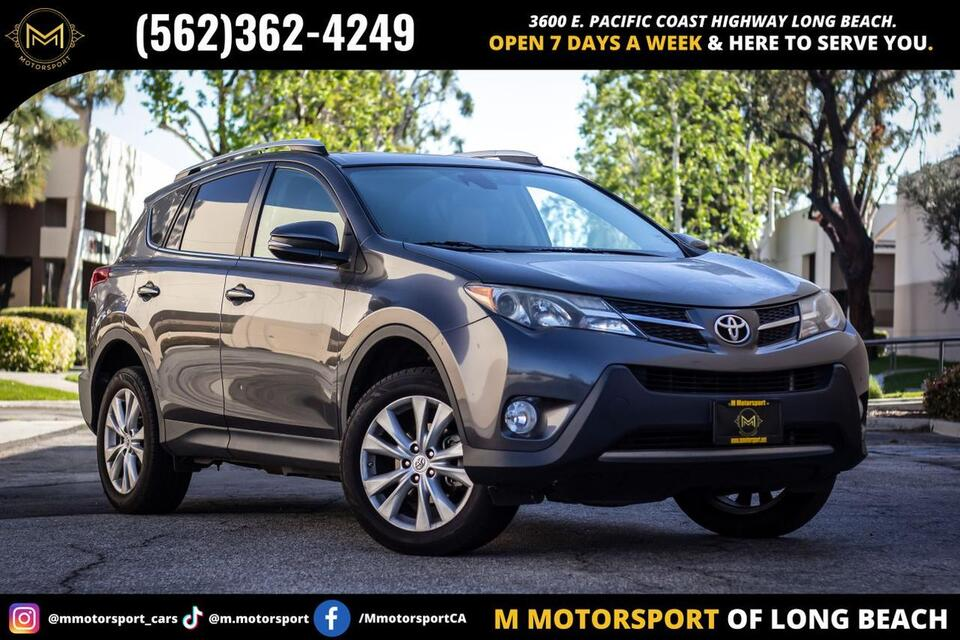 2014_Toyota_RAV4_Limited Sport Utility 4D_ Long Beach CA