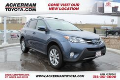 2014_Toyota_RAV4_Limited_ St. Louis MO