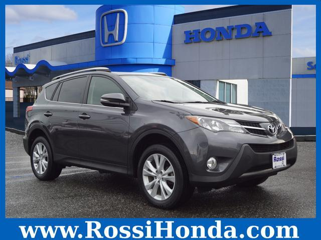 2014 Toyota RAV4 Limited Vineland NJ