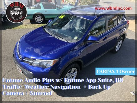 2014_Toyota_RAV4_XLE_ Arlington VA