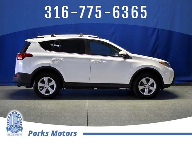2014 Toyota RAV4 XLE Wichita KS