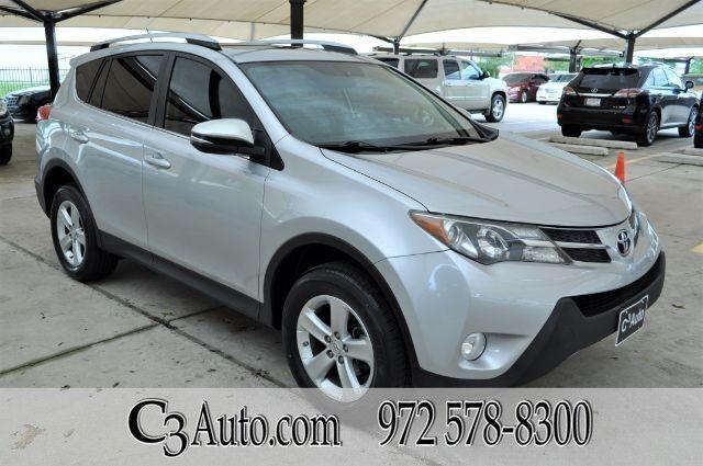 2014 Toyota RAV4 XLE Plano TX